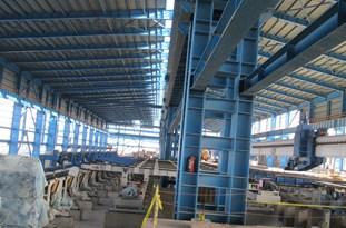 فاز نخست شرکت فولاد کاوه اروند در خرمشهر به بهره برداری رسید