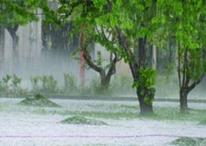 پیش بینی بارندگی 18 میلیمتری در اهواز