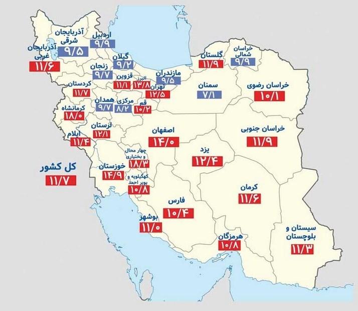سایه سنگین بیکاری و رکود در ۳۱ استان