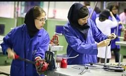 گرایش بیشتر زنان به مشاغل مزدبگیری/ روند افزایشی مشاغل خانگی+ جدول و نمودار