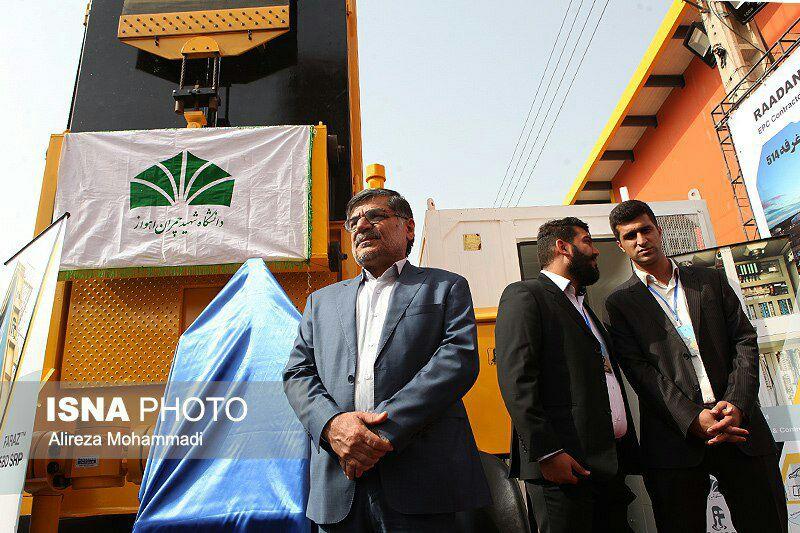ساخت دانشکده نفت، گاز و پتروشیمی دانشگاه چمران با حمایت بیسابقه وزارت نفت
