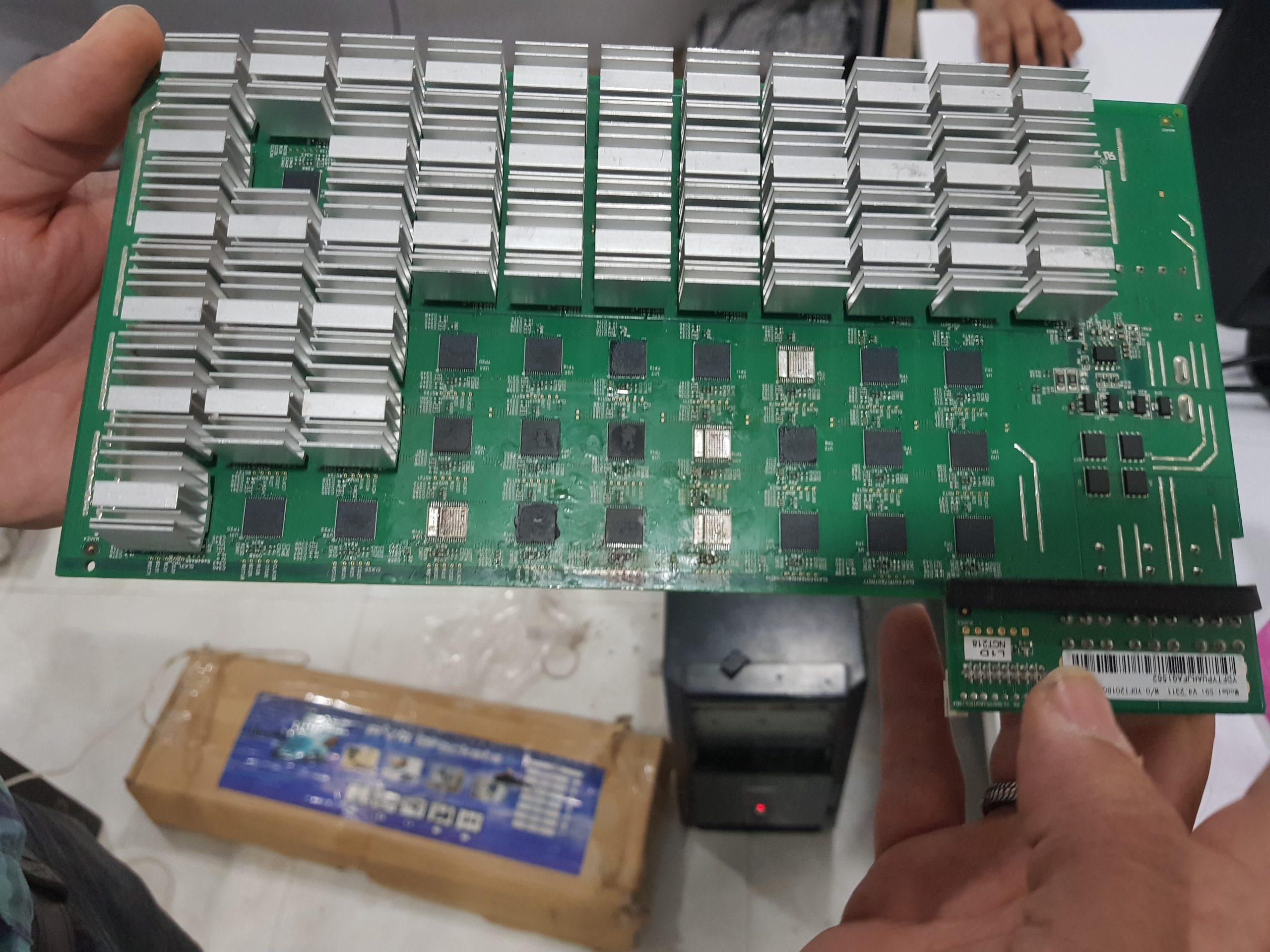 استخدام برای تعمیر پاور و برد های الکترونیکی