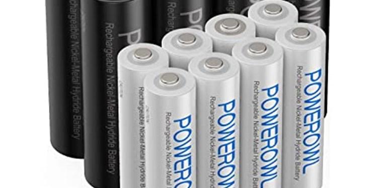 مقایسه باتری نیم قلمی و باتری آلکالاین با یکدیگر و موارد استفاده از آنها