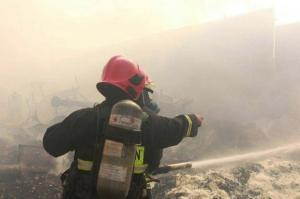 جزئیات آتش سوزی در هتل پارس اهواز/مسافران تخلیه شدند