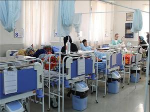 کمبود نیروی انسانی برای راه اندازی بیمارستان اروندکنار
