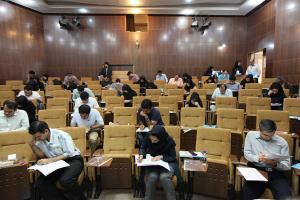 آزمون دکتری تخصصی علوم پزشکی برگزار شد/ انتشار کلید در یکشنبه