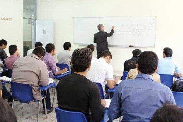 سقف تشکیل کلاس درس در دانشگاه آزاد معین شد/ برخورد با متخلفان