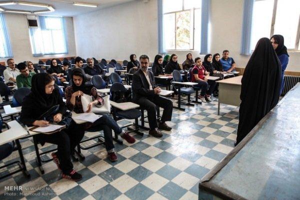 ثبت نام مهمانی دانشجویان دانشگاه علمی کاربردی آغاز شد
