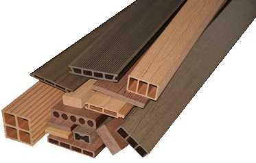 چوب پلاستیک ( پلی وود)