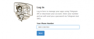 نحوهی غیرفعال کردن و حذف حساب کاربری در تلگرام