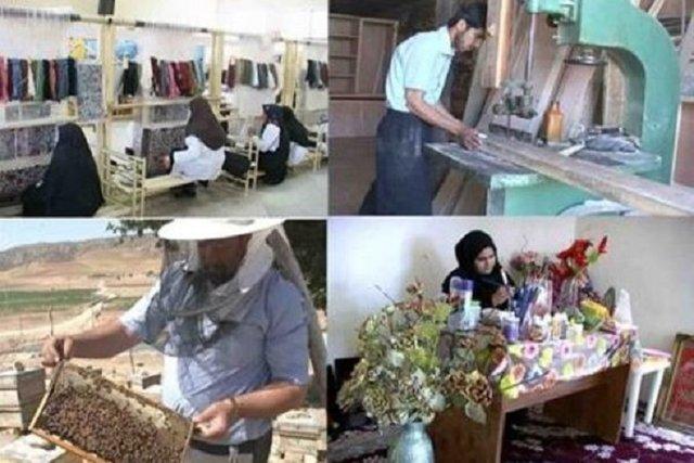 پرداخت وام اشتغال به همسران نوعروسان تحت پوشش کمیته امداد