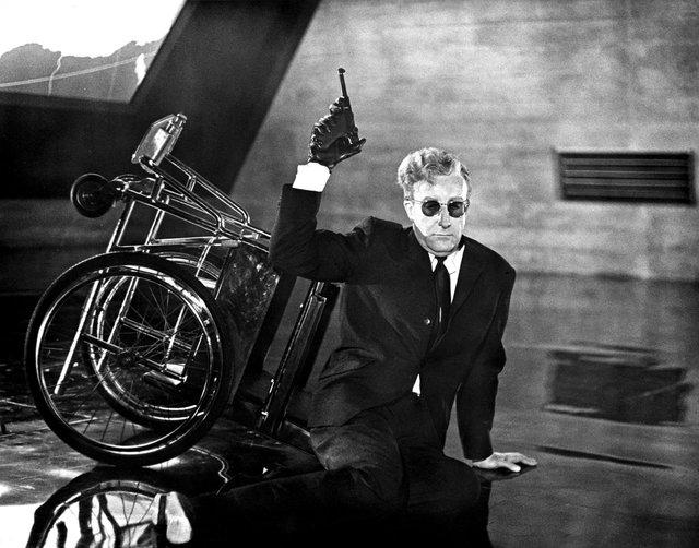 فیلمهای تلویزیون در آخرین هفته مرداد/پخش «دکتر استرنج لاو» کوبریک