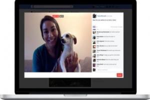 فیس بوک قابلیت Live Video را برای کامپیوترها عرضه کرد