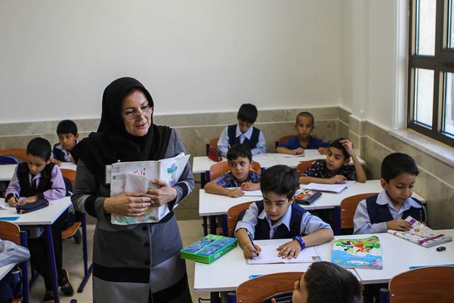 طراحی نظام جدید برای طرح رتبهبندی معلمان