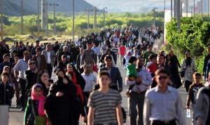 برگزاری همایش پیادهروی خانوادگی 100 هزار نفری در آبادان
