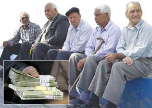حداقل حقوق مستمریبگیران تامین اجتماعی ۱میلیون و۱۰۰ هزار تومان شد