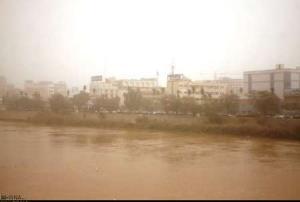 ورود توده گرد و غبار به خوزستان در روز چهارشنبه