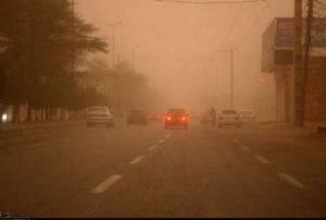 ۲ توده گرد و غبار در هفته جاری وارد خوزستان می شود