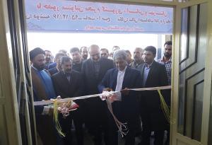 افتتاح ساختمان جدید دانشگاه پیام نور رامشیر