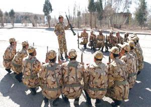 ۱۰۰ هزار سرباز آموزش فنیوحرفهای میبینند