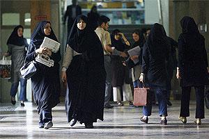 دانشجویان دختر آزاد به محل سکونت والدین یا همسر منتقل می شوند