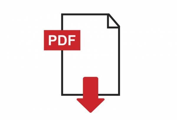 رزومه PDF
