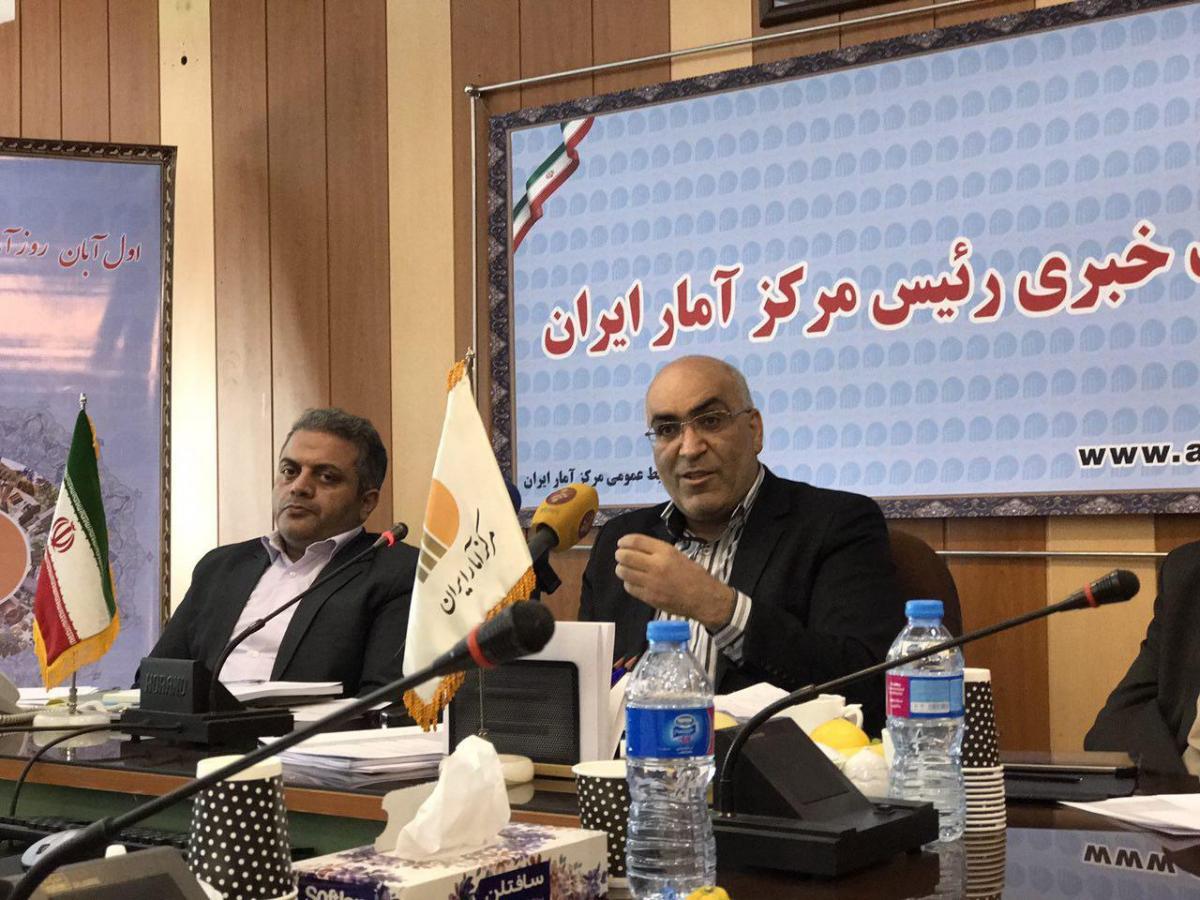 رئیس مرکز آمار ایران:میانگین اشتغال سالانه در دولت یازدهم485 هزارشغل است/نیاز سالانه کشور ایجاد 960هزار شغل