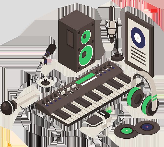 آکادمی داینامیک آموزش دوره های تولید موسیقی(تنظیم .میکس و مسترینگ)